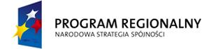 Program Regionalny Narodowa Strategia Spójności - logo
