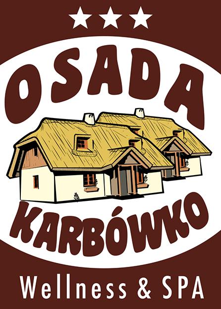 Osada Karbówko - logo